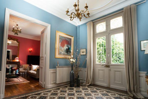 décoration appartement haussmannien bordeaux