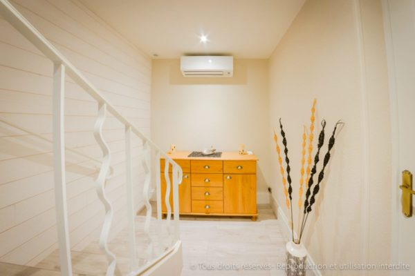 rénovation meuble pour couloir maison