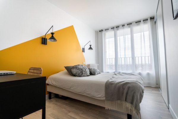 style vintage rénovation appartement