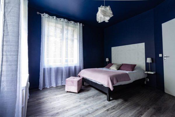 chambre appartement agencée aurélie rousselin