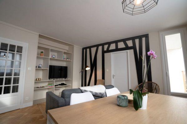 appartement bordelais étudiant décoration