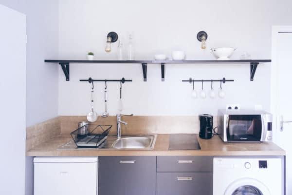 agencement cuisine et décoration